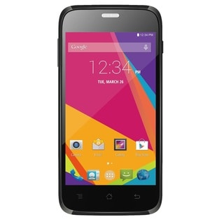 BLU Studio 5.0 HD LTE Y534Q Unlocked GSM Black Cell Phone (Refurbished)