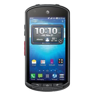 Kyocera DuraForce E6560 16GB Unlocked GSM 4G LTE Military Grade Phone- Black