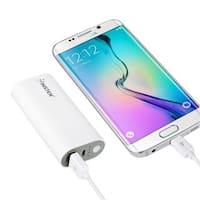 Insten Universal 5200 mAh Portable Backup External Battery Pack USB Power Bank for Apple iPhone/ Samsung Galaxy/ HTC/ LG/ Nokia
