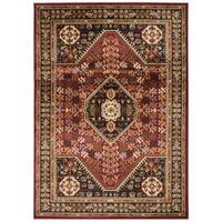 Nourison Paramount Red Rug