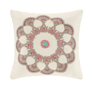 Echo Design Guinevere 16-inch Square Throw Pillow