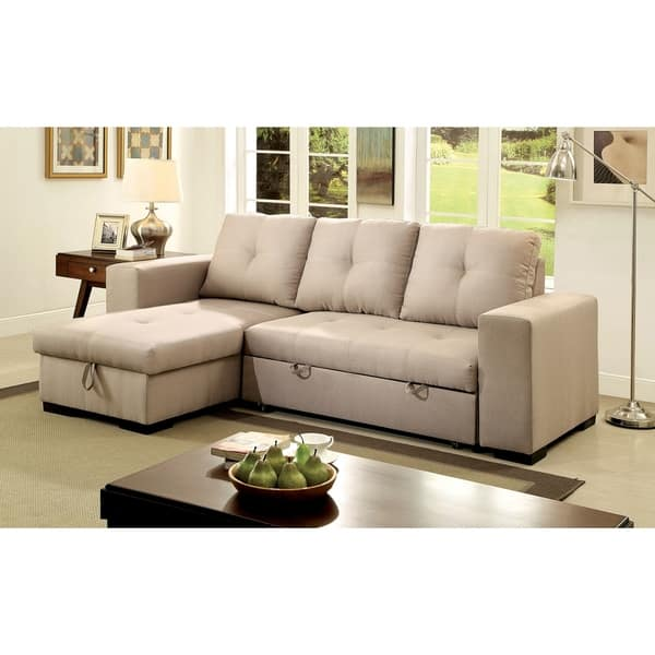 Super Shop Sagel Contemporary 2 Piece Sectional By Foa On Sale Pabps2019 Chair Design Images Pabps2019Com
