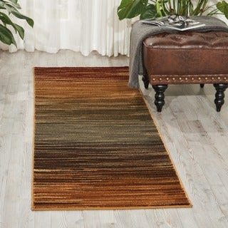 Nourison Paramount Multicolor Runner Rug (2'2 x 7'3)
