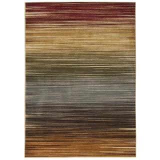 Nourison Paramount Multicolor Rug (5'3 x 7'3)