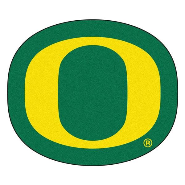 Fanmats University of Oregon Nylon Mascot Mat (3' x 4')