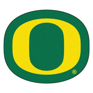 Fanmats University of Oregon Nylon Mascot Mat (3' x 4')