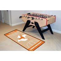 Fanmats University of Texas Basketball Court Runner (2'5 x 6')
