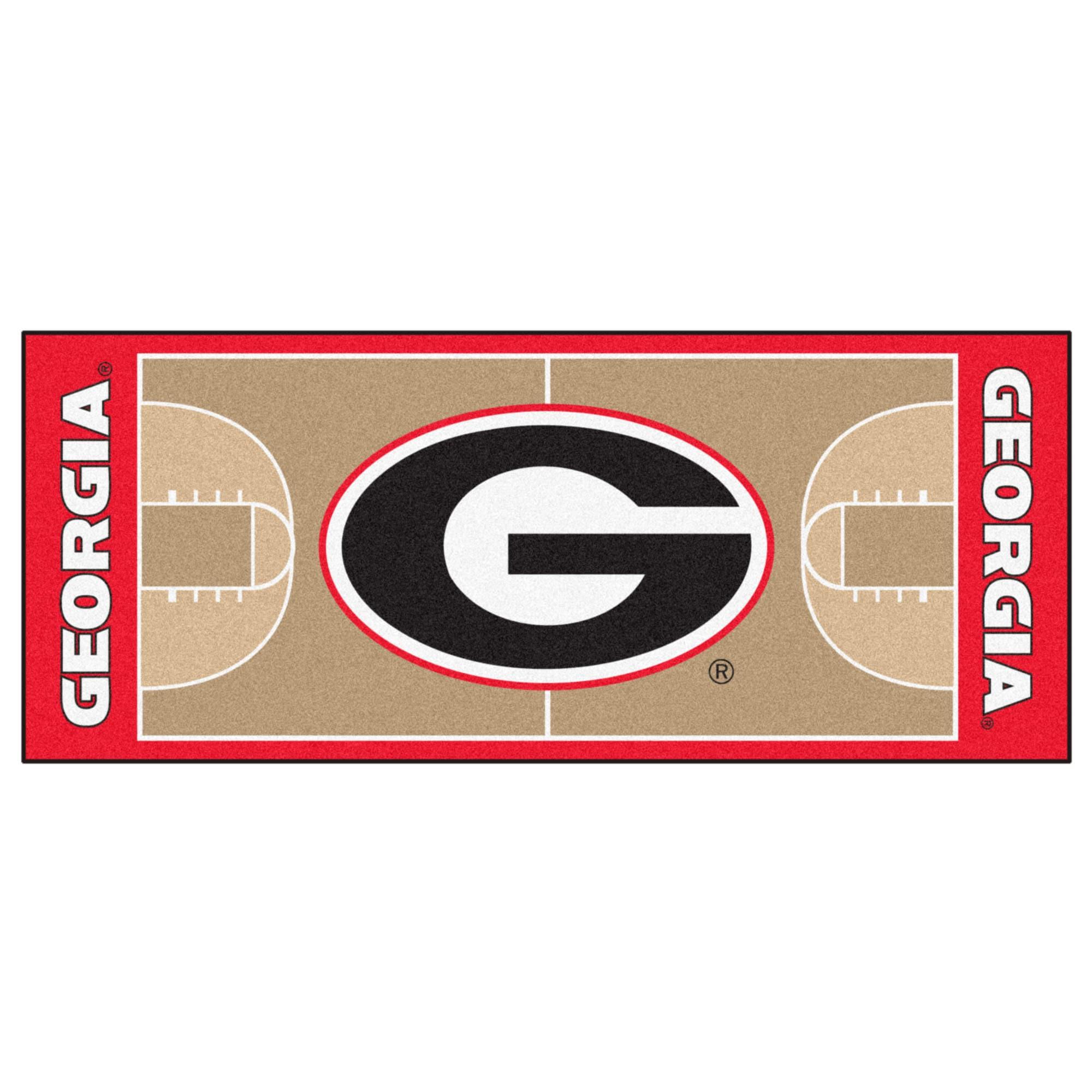 Fan Mats University of Florida Gators Basketball Court Runner