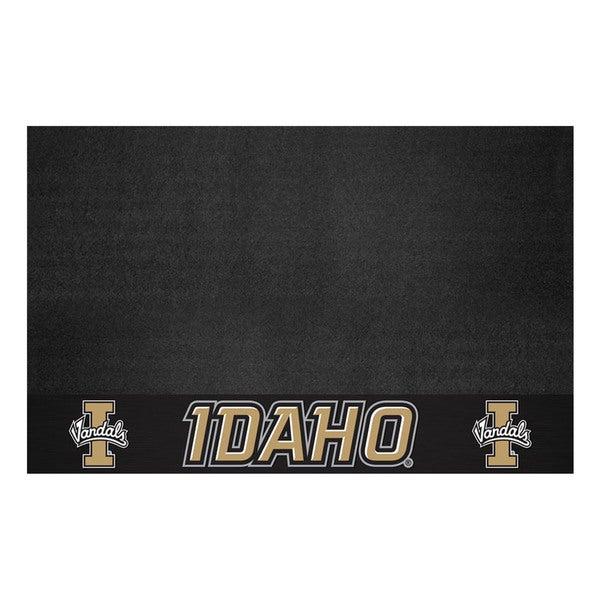 Fanmats University of Idaho Black Vinyl Grill Mat 2'2 x 3'5)