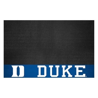 Fanmats Duke University Black Vinyl Grill Mat 2'2 x 3'5)