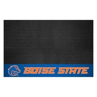 Fanmats Boise State University Black Vinyl Grill Mat 2'2 x 3'5)