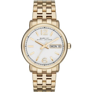 Marc Jacobs Women's MBM8647 'Fergus' Stainless Steel Watch