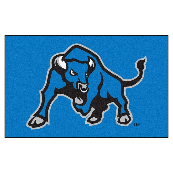 Fanmats State University of New York at Buffalo Black Nylon Ulti-Mat (5' x 8')