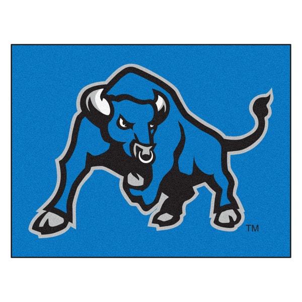 Fanmats State University of New York at Buffalo Blue Nylon All Star Mat (2'8 x 3'8)