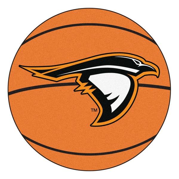 Fanmats Anderson University Orange Nylon Basketball Mat (2'2 x 2'2)