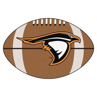 Fanmats Anderson University Brown Nylon Football Mat (1'8 x 2'9)
