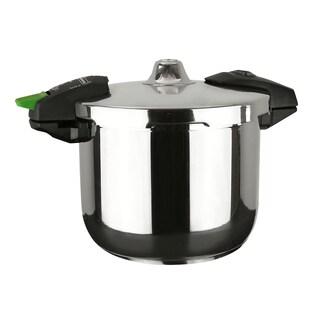 Magefesa 01OPEUROP06 Rapid III Stainless Steel Super Fast Pressure Cooker 6-Quart