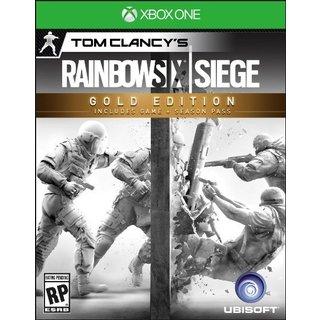 Xbox One - Tom Clancy's Rainbow Six Siege Gold Edition