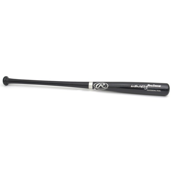 Willey McCovey Hand-signed Rawlings Baseball Bat