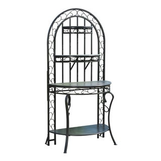 Sunjoy Steel Tucker Baker's Rack