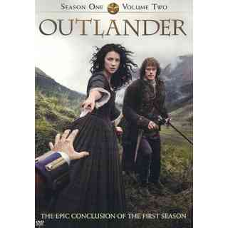 Outlander Season 1, Volume 2 (DVD)