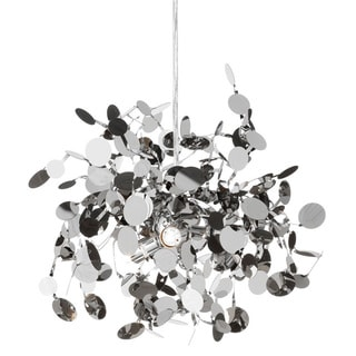 Dainolite 3-light Pendant in Polished Chrome Finish