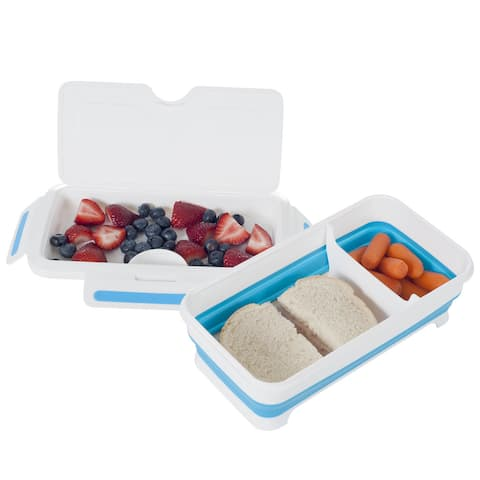 Classic Cuisine Expandable Lunch Box