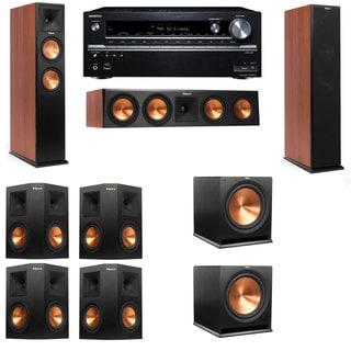 Klipsch RP-250F Tower Speakers CH-7.2-Onkyo TX-NR838