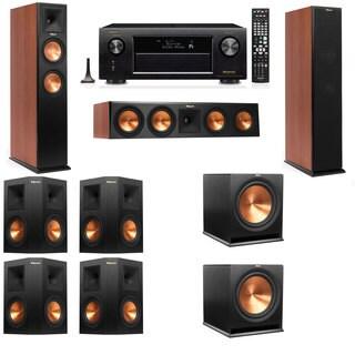 Klipsch RP-250F Tower Speakers CH-7.2-Denon AVR-X4100W