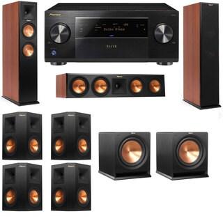 Klipsch RP-250F Tower Speakers CH-RP-440C-R112SW-7.2-Pioneer Elite SC-85