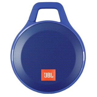 JBL Clip+ Portable Bluetooth Splashproof Speaker - Blue