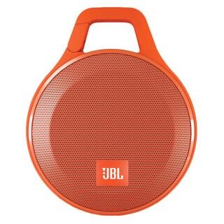 JBL Clip+ Portable Bluetooth Splashproof Speaker - Orange