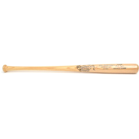 Joe DiMaggio Hand-signed Louisville Slugger L.E. 33/1941 Baseball Bat