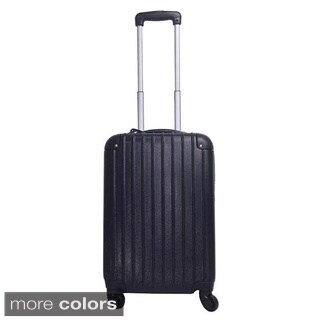 NY Cargo Fifth Avenue 20-inch Carry-on Hardside Spinner Upright Suitcase (3 options available)