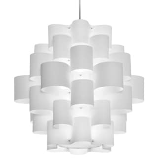 Dainolite 9-light Zulu Pendant White