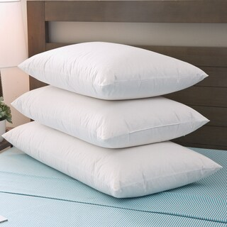 Grandeur Collection Blended Luxury Goose Down and Down Alternative Pillow