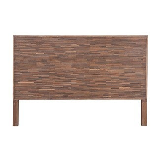 Hayden Natural Modern Maurice King Headboard