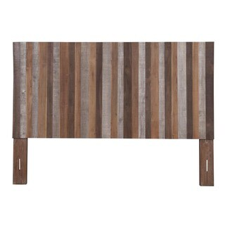 Larkspur Natural Brown Traditional Sedona King Headboard