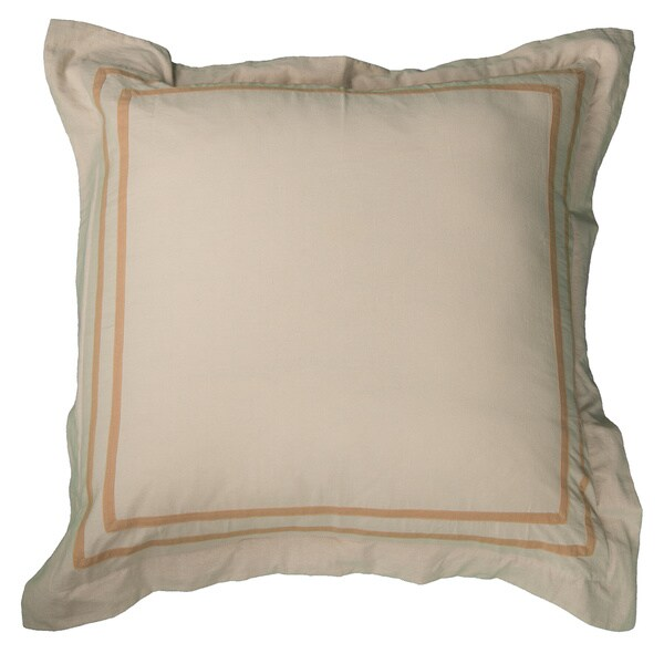 Rizzy Home Rosmond Heights European Sham