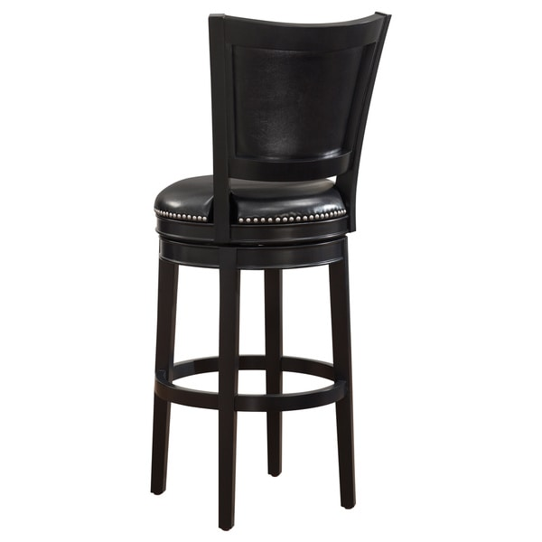 Shop Kyler 30 Inch Bar Stool In Black Free Shipping