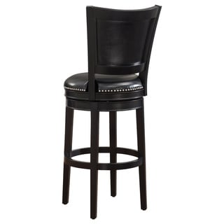 Kyler 30-inch Bar Stool In Black
