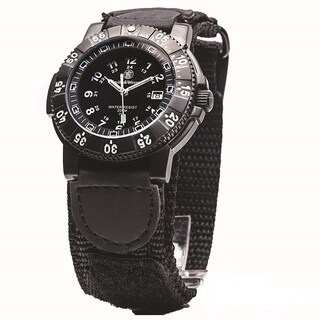 Smith and Wesson 357 Tactical Trition Watch with Nylon Band