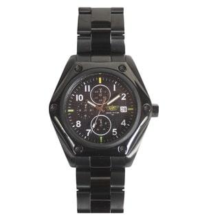 UZI Ballistic Chronograph Tritium Watch-Blck Dial Zulu Strap