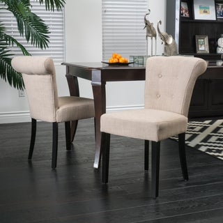Orchard Fabric Dining Chair (Set of 2) by Christopher Knight Home