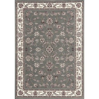 Admire Home Living Amalfi Floral Sage Area Rug (9'10 x 12'10)