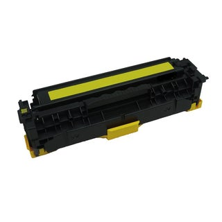 Compatible HP CF312A Yellow Toner Cartridge Color LaserJet M855DN (Pack of 1)