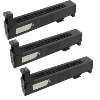 Compatible HP CF310A Black Toner Cartridge Color LaserJet M855DN (Pack of 3)