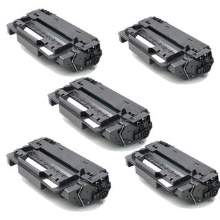 HP Q6511X (11X) Black Compatible Laser Toner Cartridge 2410 2420 2420D 2420N (Pack of 5)