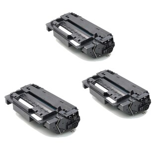 HP Q6511X (11X) Black Compatible Laser Toner Cartridge 2410 2420 2420D 2420N (Pack of 3)