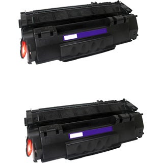 Compatible HP Q5949A (49A) Black Compatible Laser Toner Cartridge 1320 1320N (Pack of 2)